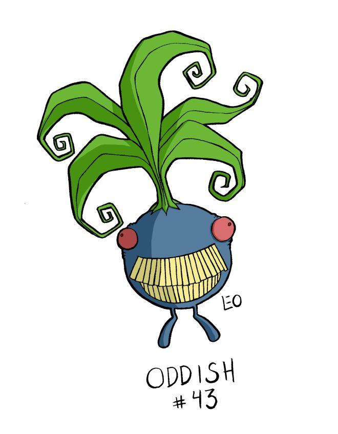 Oddish113