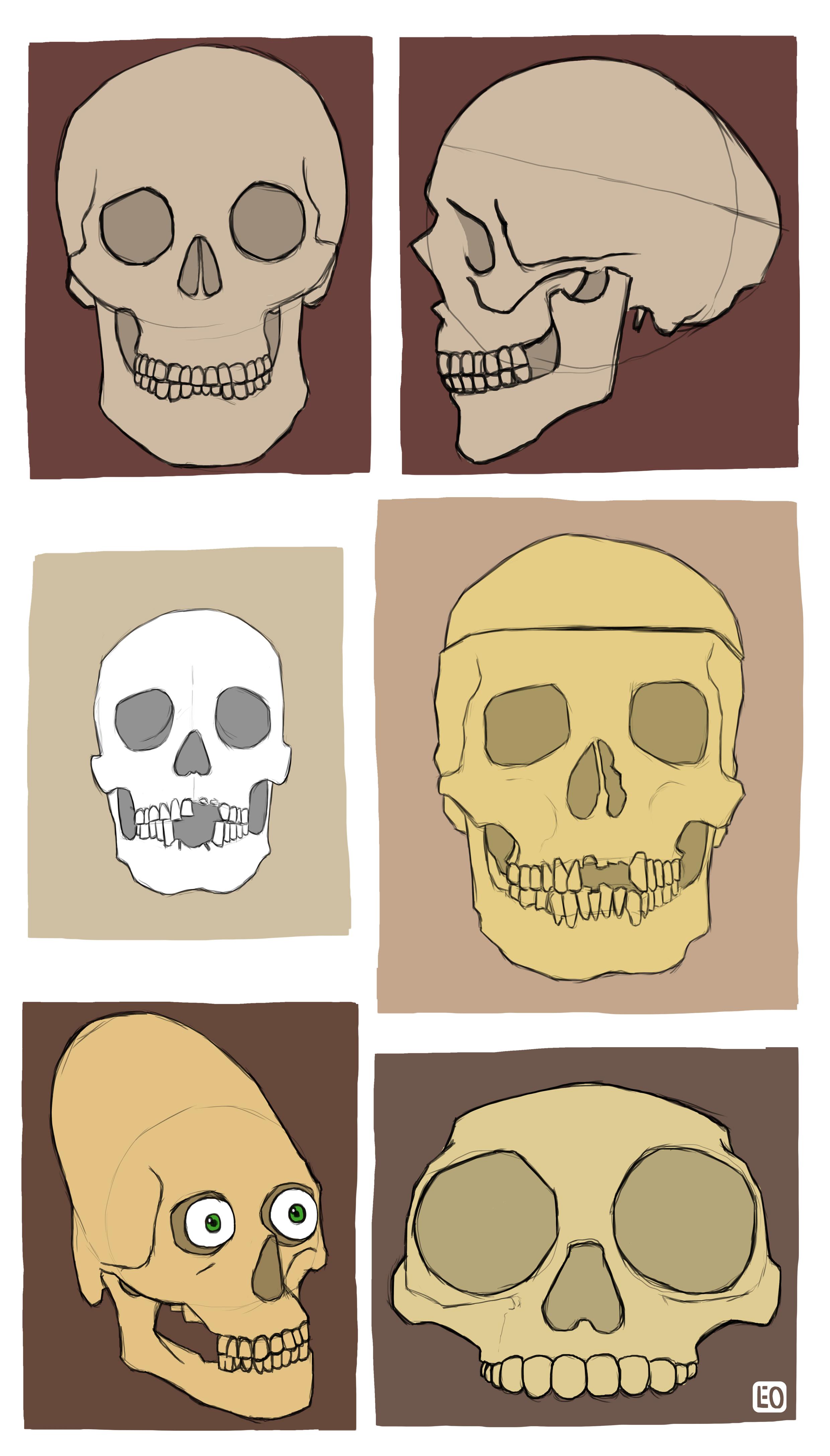 Skull Compilation