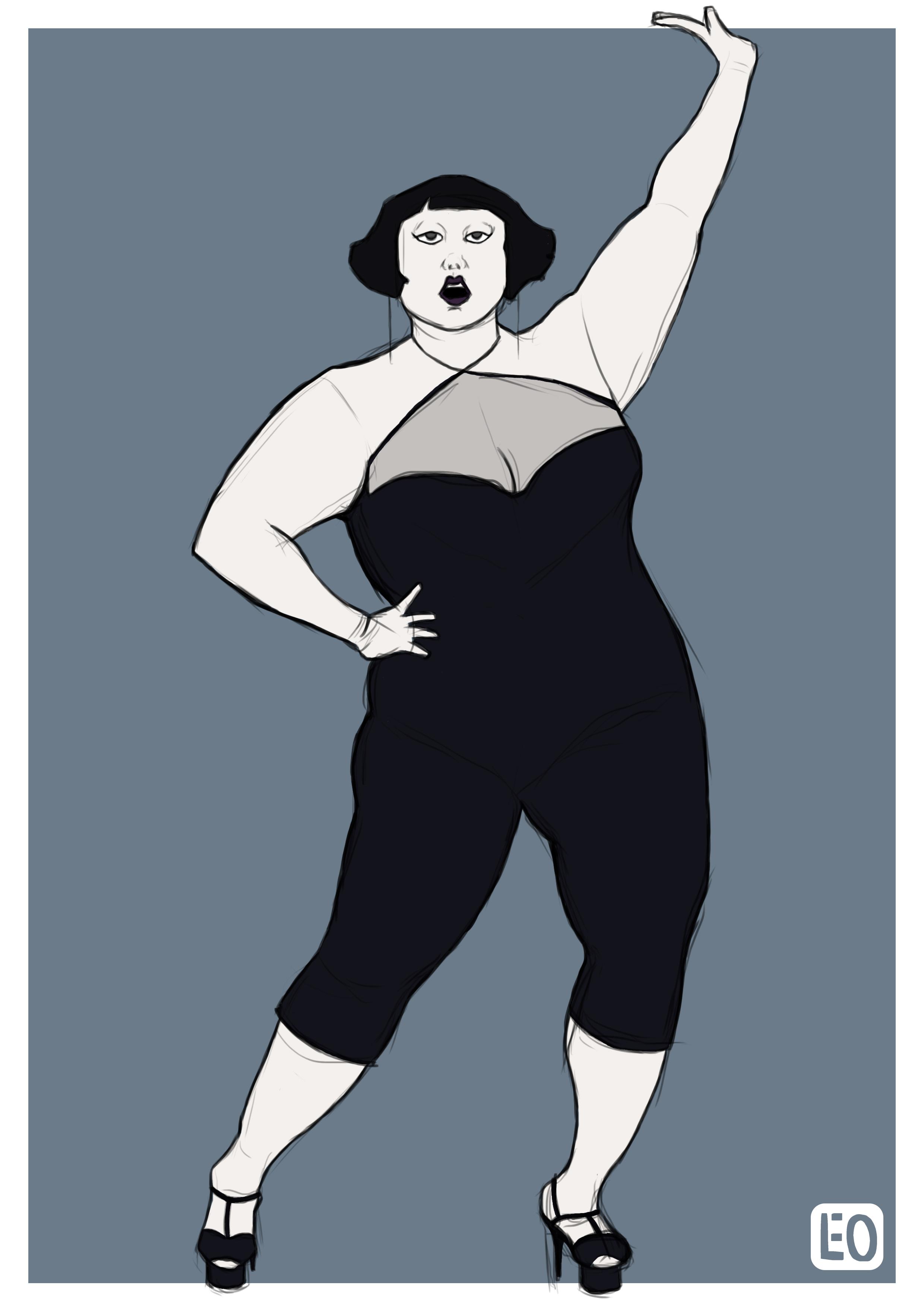 Fat Diva