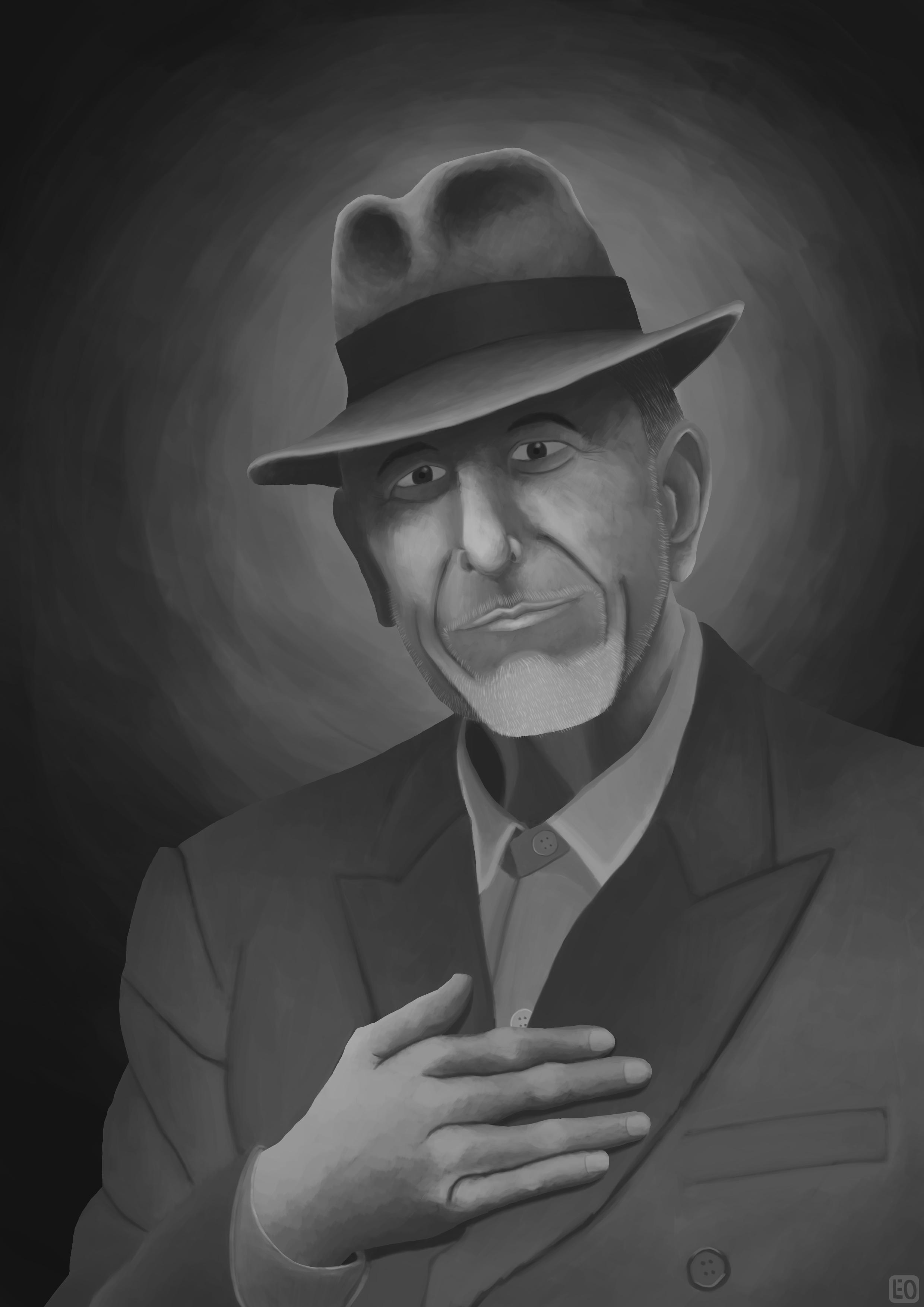 Pappa.Leonard_Cohen